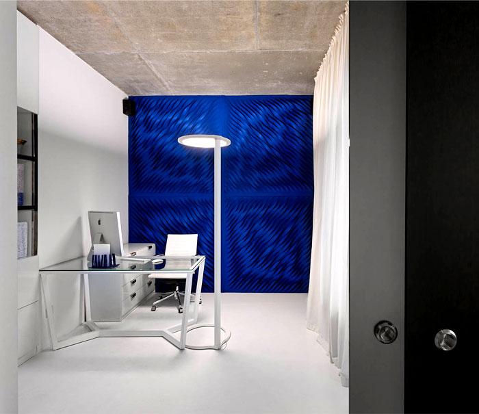 建筑欣赏:Yakusha design充满设计感的办公空间(组图)
