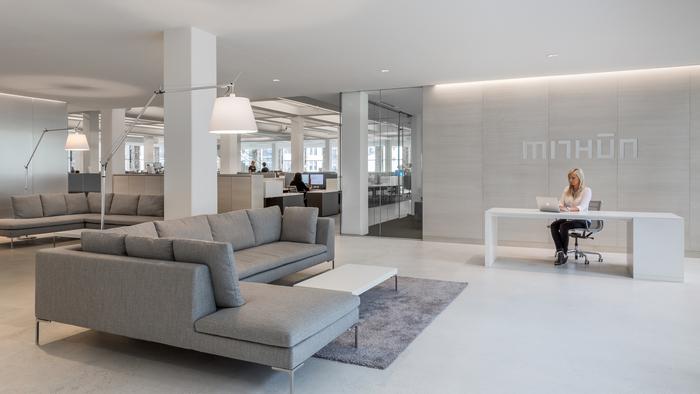 建筑欣赏:MITHUN现代办公空间设计(组图)