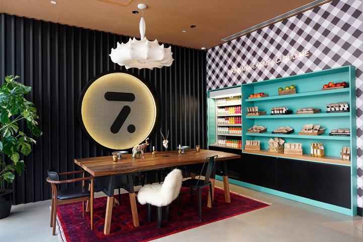 建筑欣赏:伊斯坦布尔Cloud 7时尚酒店设计(组图)