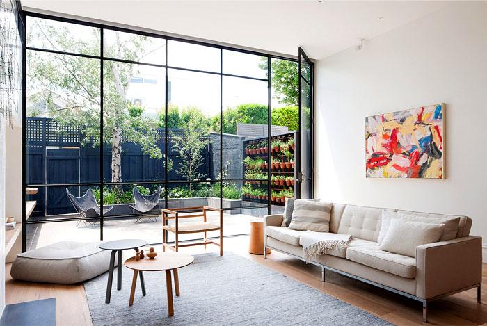 建筑欣赏:Armadale优雅的现代住宅设计(组图)