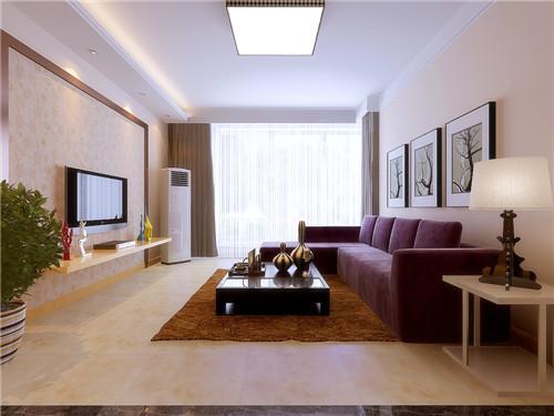客厅沙发装修案例,2016最棒客厅设计大全-2016最棒客厅沙发背景墙高清图片