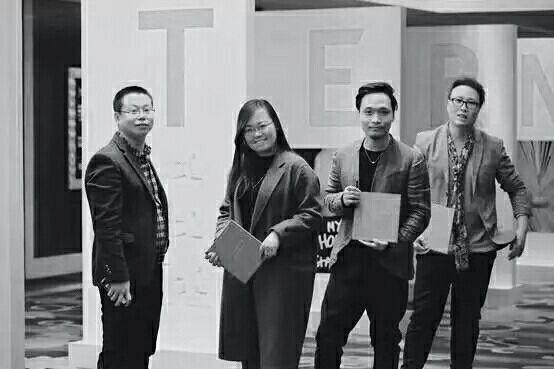"""红星·家倍得三位设计师喜获""""中国国际室内设计双年展""""优秀奖"""