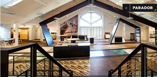 """德国PARADOR帕诺地板与您相约中国国际地面材料及铺装技术展览会""""/"""