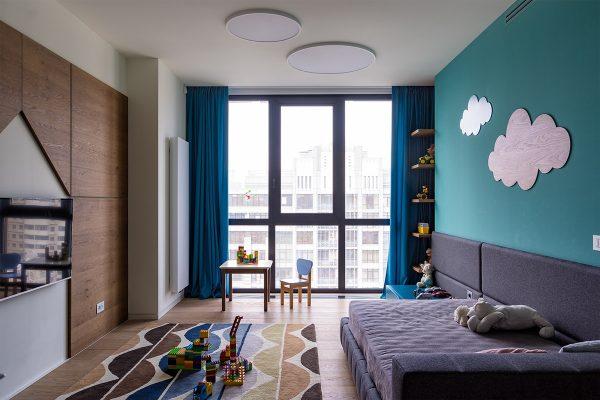 现代简约风格装修 公寓设计(组图)