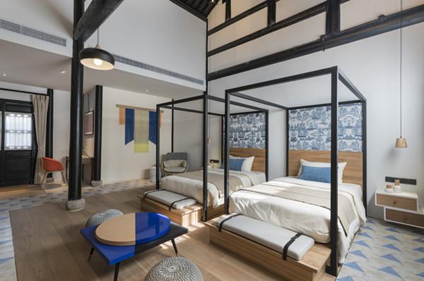 建筑欣赏:湖州新中式精品酒店设计(组图)