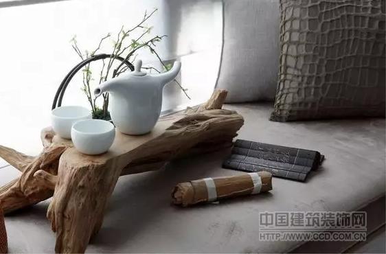 家居设计 | 越是小户型,越要费心打造小茶室(组图)