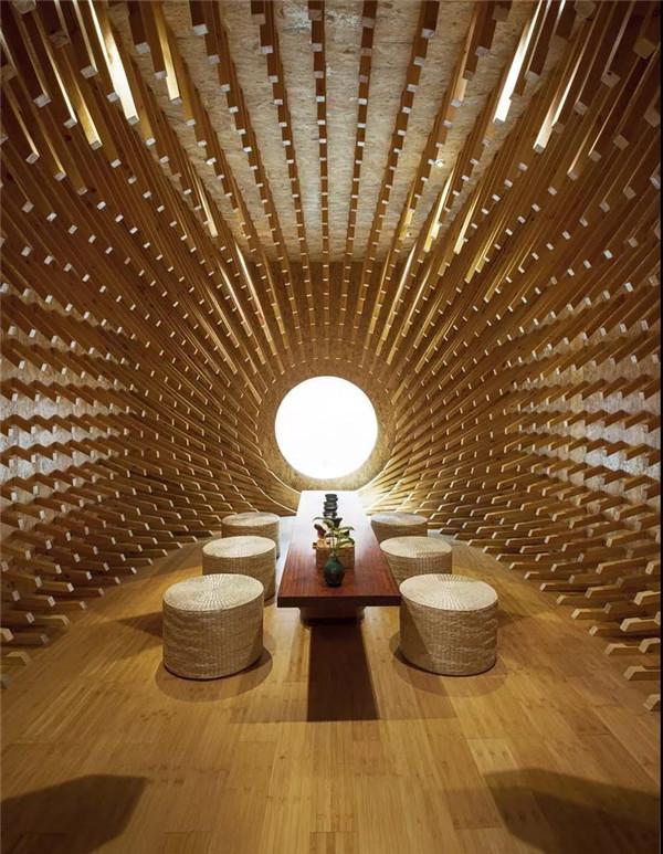 在这间茶室,喝的不仅仅是茶(组图)