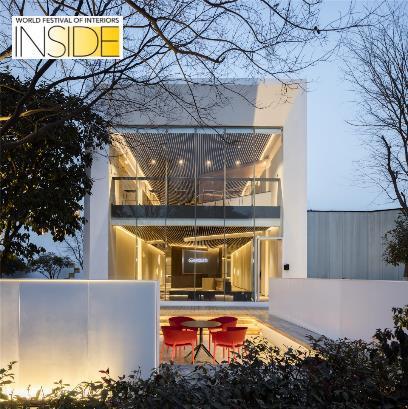 万境设计作品西Y20 Space 入围2018 INSIDE室内设计大奖