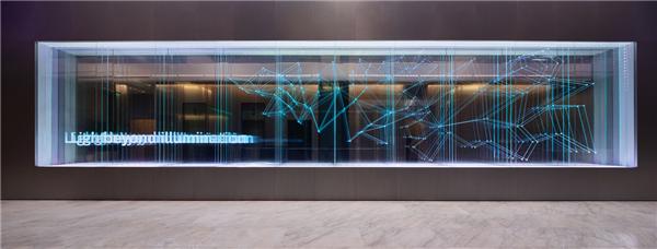 BNJN本真设计:光之启迪——飞利浦照明总部室内设计(组图)
