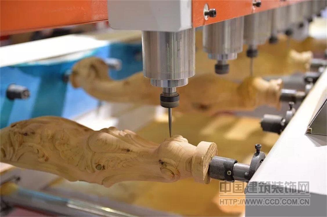 """机器人造家具?围观!11月全球顶尖家具智造环保企业东莞""""炫技""""""""/"""