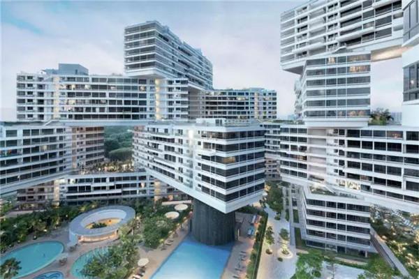 新加坡豪宅设计 翠城新景(组图)