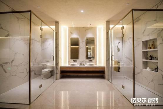 诺贝尔瓷砖携手知名设计师琚宾打造诺贝尔上海-梦之网科技